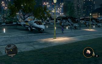 Sunset Park VTOLs