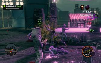 Tour de Farce - Explosive Kill when using Swarmitron