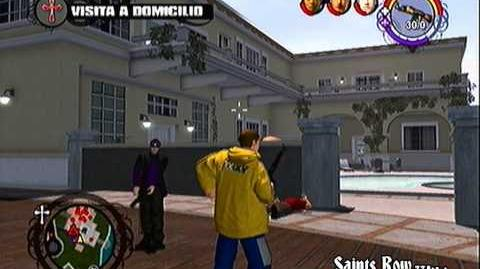 Visita a domicilio Saints Row