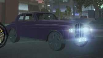 Baron - Saints variant - front right with lights in Saints Row 2