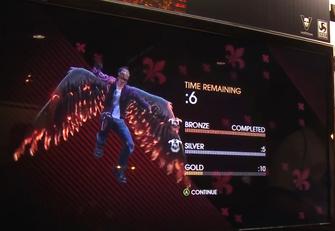 Hellblazing time remaining GOOH IGN Gameplay