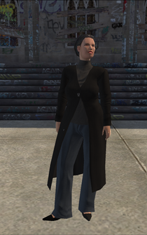 MiddleAge female 02 - ChinatownJewelryStore - character model in Saints Row