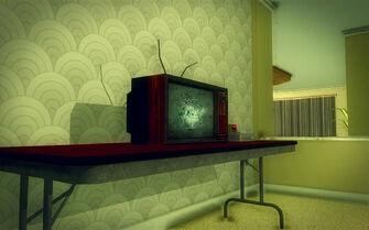 Saints Row Mega Condo - Average - 10 inch TV