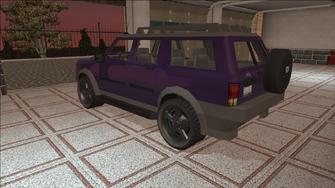Saints Row variants - Traxx Master - Gang 3SS lvl3 - rear left