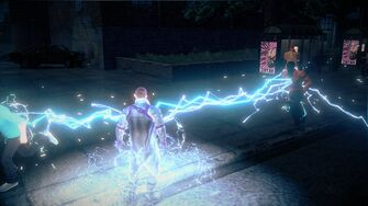 Buff - Lightning