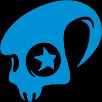 Deckers skull