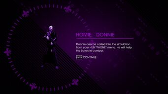 Donnie Homie unlock
