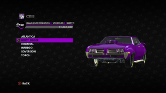 Gang Customization in Saints Row The Third - Bootlegger