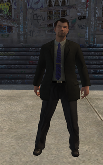 IRS - white - character model in Saints Row