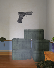 Weapon Cache icon in Saints Row