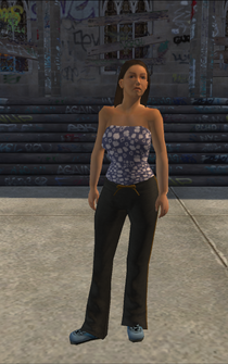 Generic young female 03 - hispanicTube - character model in Saints Row