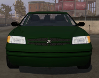 Zircon - front in Saints Row
