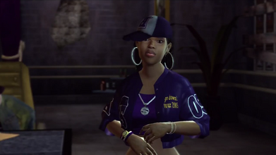 Aisha - Saints Row