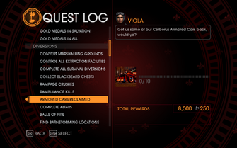 Gat out of Hell Challenge - Armored Cars Reclaimed