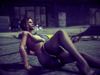 King Me - Kill Tanya objective - Tanya on ground