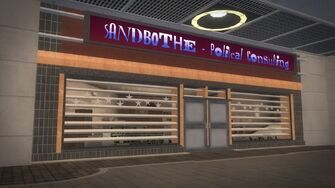 Rounds Square Shopping Center - Sandbothe - Politcal Consulting