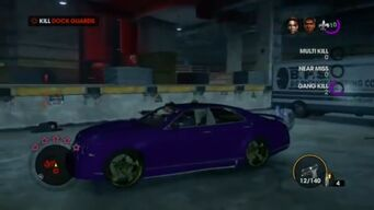 Saints' Infuego in Saints Row The Third