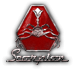 Saints Row 2 clothing logo - scorpion
