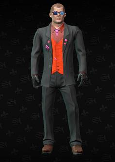 Assassination Target 28 - 5C - Mr. Dickson - Gus NPC
