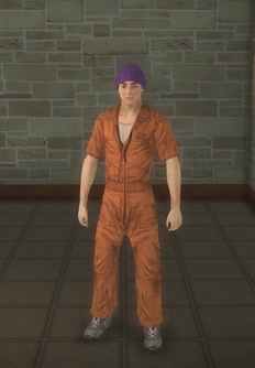 Carlos - Jail - character model in Saints Row 2
