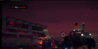Pump up the Volume - Kill Maero in Saints Row IV livestream