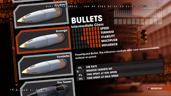 Saints Row Money Shot Bullet - Scourge