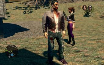 Zombie Gat - clothes