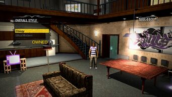 Crib Customization - University Loft - Overall - Classy