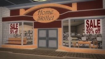 Rounds Square Shopping Center - Home Skillet