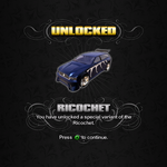 Saints Row unlockable - Vehicles - Ricochet
