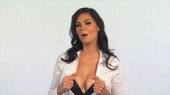 Tera Patrick in promo for Saints Row 2