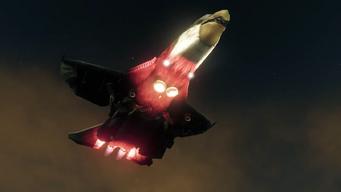 Vehicle Screaming Eagle jet