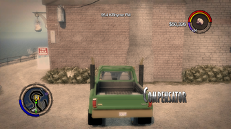 Compensator - rear in Saints Row 2