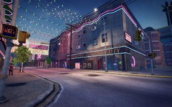 Rebadeaux in Saints Row 2 - Diamond in the Muff