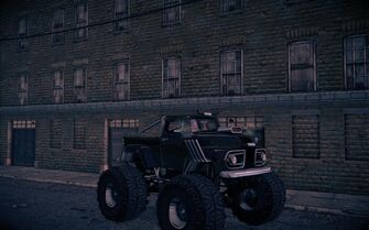 Betsy XL - front right in Saints Row IV