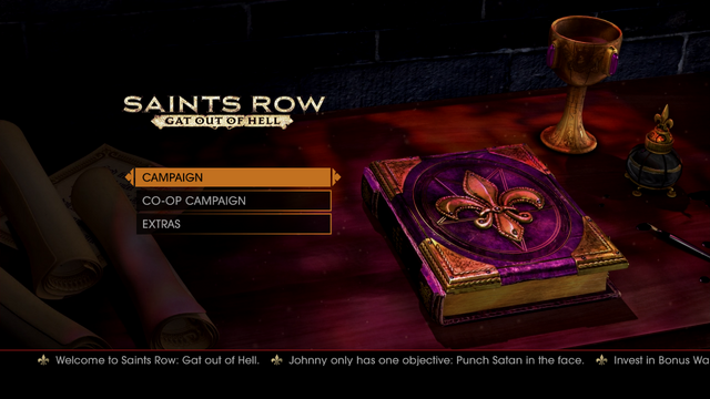 File:Gat out of Hell main menu - Johnny only has one objective - Punch Satan in the face.png