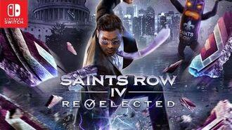 Saints Row® IV™ - Re-Elected on Nintendo Switch™ PEGI
