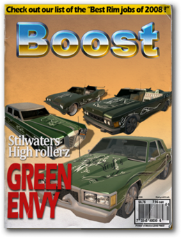 Sons of Samedi vehicles unlock magazine