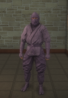Gang Customization - Ninjas - male soldier 1 - hispanic