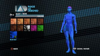 Image As Designed - Skin promo for Saints Row The Third