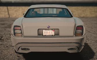 Saints Row IV variants - Infuego average - rear