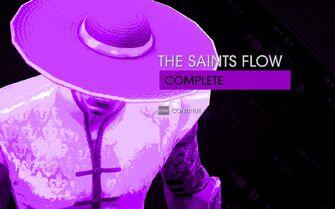 The Saints Flow Complete Pierce Super Saint