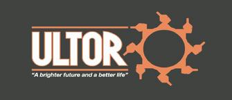 Ultor logo from An Amazing Quarter presentation