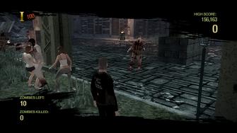 Zombie Uprising - survivors