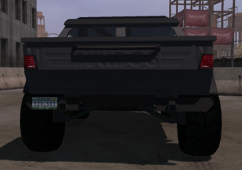 Bulldog - rear in Saints Row