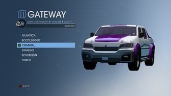 Gang Customization in Saints Row IV - Criminal