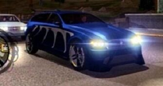 Ricochet - front right with lights in Saints Row