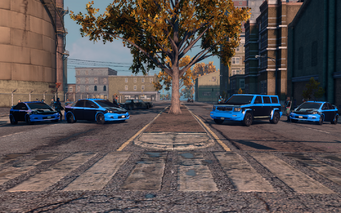 SRTT Roadblock - Deckers level 2 - large
