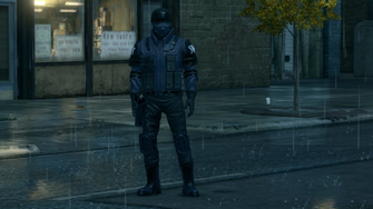 SWAT in Saints Row The Third