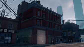 Shaundi's Loft - exterior from west